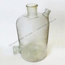 Склянка с двумя горловинами 5000мл (Бутыль Вульфа)